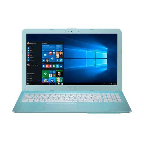 Laptop Asus X441ua Intel I3 6006u Ram 4gb Hdd 500gb Free Window jual asus vivobook max x441ua wx099d notebook aqua blue