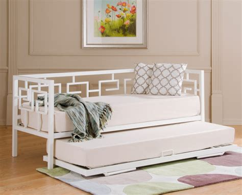 matching metal trundle instyle furnishings