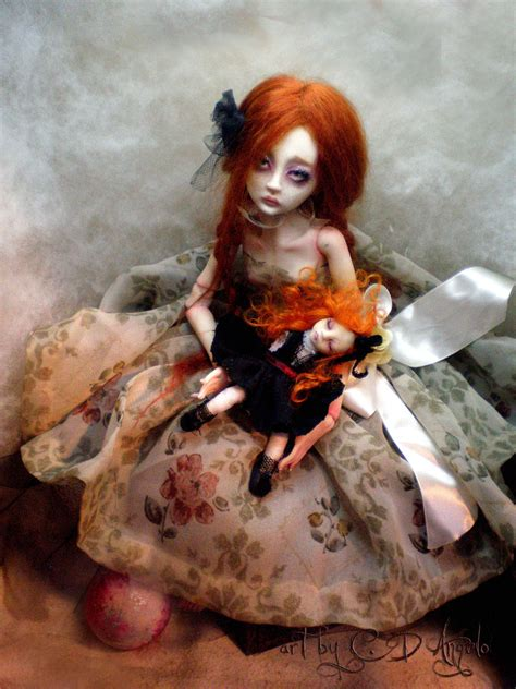 doll artists jointed doll bjd child s playc by cdlitestudio on
