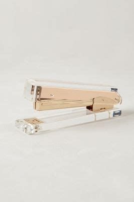 Anthropologie Desk Accessories Anthropologie Lucite Desk Accessory P S Cool Tools Copper Acrylics And For The