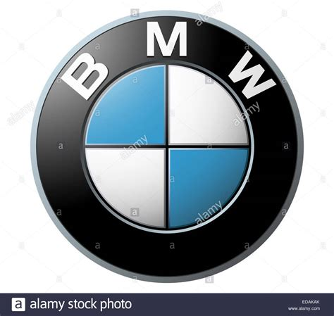 bmw dealership sign bmw logo icon sign stock photo 77066715 alamy