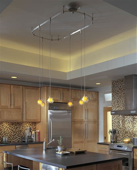 Progress Lighting 3 Tips To Master The Task Of Perfect Decorative Track Lighting Kitchen