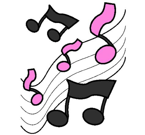 music scale coloring pages colored page musical notes on the scale painted by tay