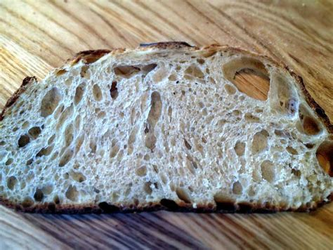 65 hydration sourdough how to get open crumb from stiff dough breadwerx