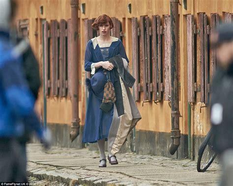 Eddie redmayne takes on transgender role for upcoming film the danish