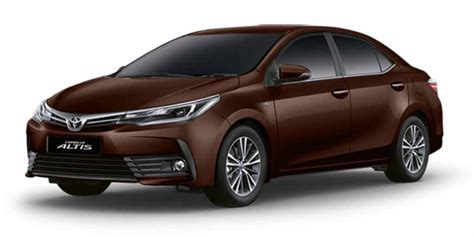 toyota altis 2017 toyota corolla altis facelift launched price