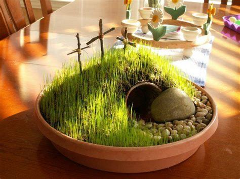 Easter Garden by How To Make Your Own Easter Garden