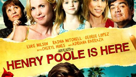 Henry Poole 2008 Film Henry Poole Is Here 2008 Traileraddict