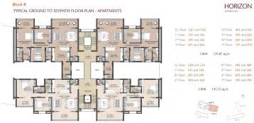 In Apartment House Plans Apartment Block Floor Plans House Plans