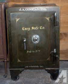 North Dakota House antique cary safe with combination amp keys cary safe co