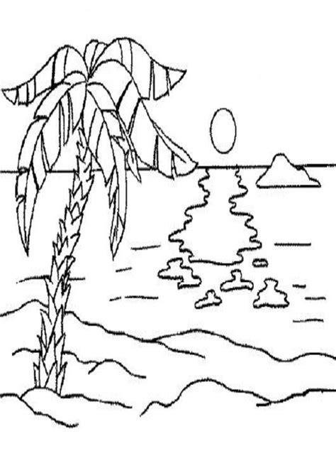 imagenes para pintar un paisaje paisajes para colorear dibujos para colorear
