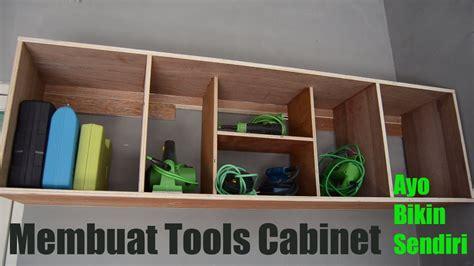 cara membuat lemari tv dari kardus membuat tools cabinet lemari peralatan youtube