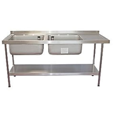 screwfix kitchen sinks franke midi catering sink stainless steel 2 bowl 1800 x