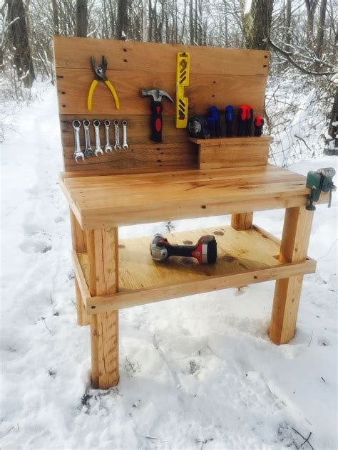 pallet bench for sale kids pallet workbench pallets and pallet work bench