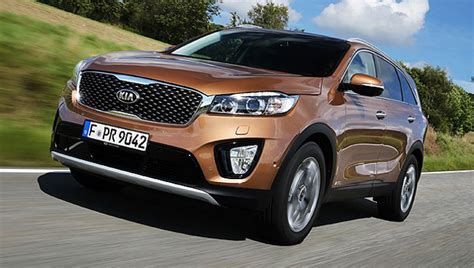 Kia Sorento Review Top Gear Source All New Kia Sorento To Be Launched In The