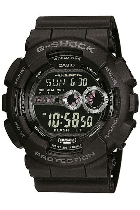 Casio G Shock Gd 100 1b orologio casio g shock gd 100 1b ciaowatch it