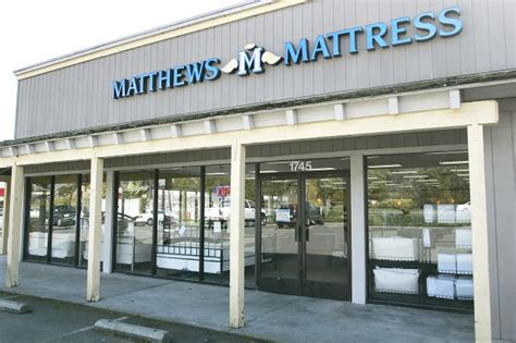 Matthews Mattress by Mattress Store Opens Showroom In Napa After Losing