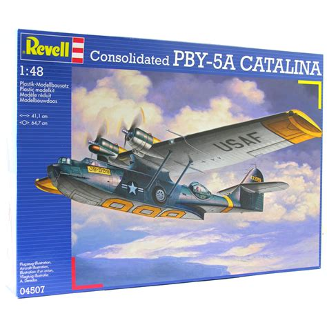 model catalina flying boat kit revell 04507 consolidated pby 5a catalina scale 1 48