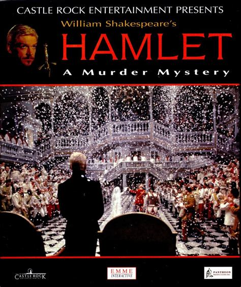 Gamis Canina william shakespeare s hamlet a murder mystery for windows