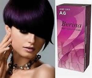 professional purple hair color berina a6 purple violet color professional permanent
