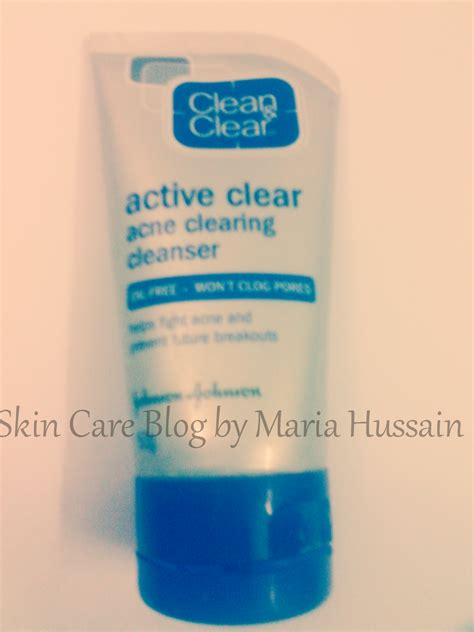 Gizi Active Anti Acne Wash clean clear active clear acne clearing cleanser skin care by hussain