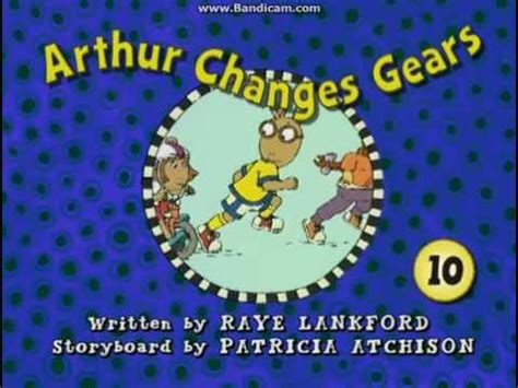 arthur title cards season 11 arthur season 10 title cards compilation with narration