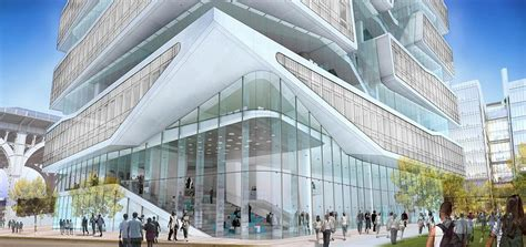 Columbia Mba Innovation by New Views Of Diller Scofidio Renfro S Columbia School Of