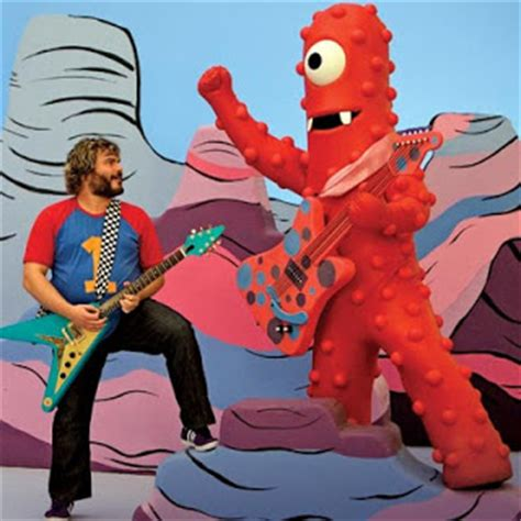jack black yo gabba gabba once edible now consumed inappropriate obsessions 1 yo