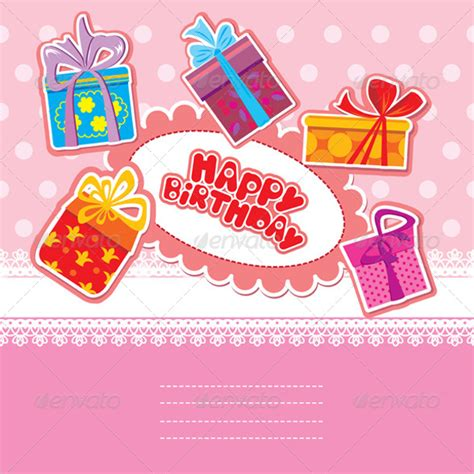 Baby Birthday Card Template by 30 Birthday Gift Card Templates Free Word Design Ideas