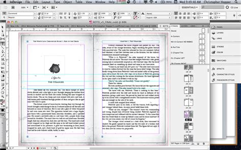 indesign book layout template a guide to self publishing interior design christopher