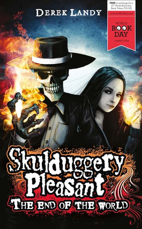 skulduggery pleasant the end of the world by guntner on
