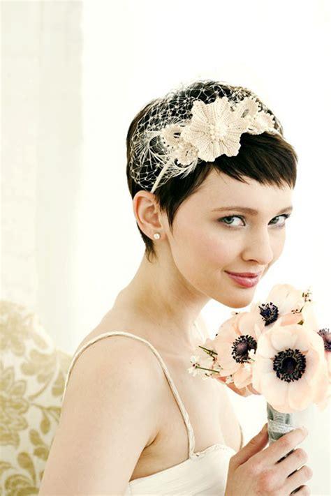braut kurze haare schleier hair bridal veils fashion belief