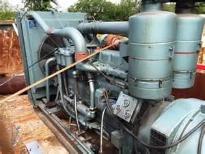 Rolls Royce Diesel Used Rolls Royce 8 Cylinder Diesel Generator