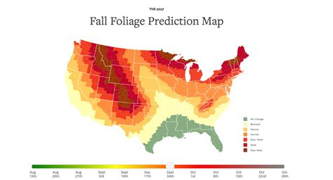 foliage map this fall foliage map is the best way to track the leaves this season boston magazine
