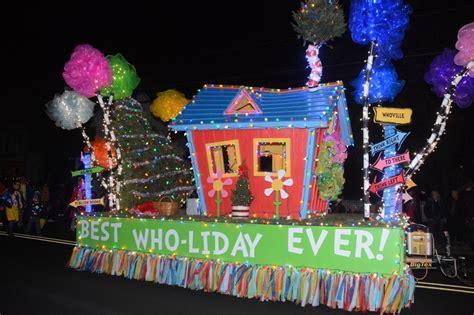 christmas light parade yuma az