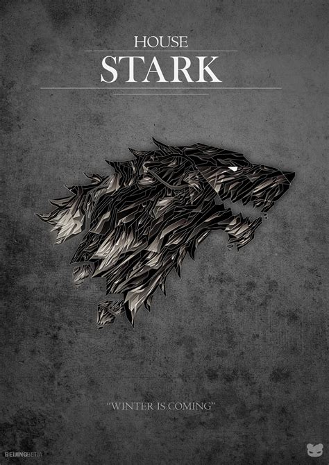 house stark pin house stark sigil on pinterest
