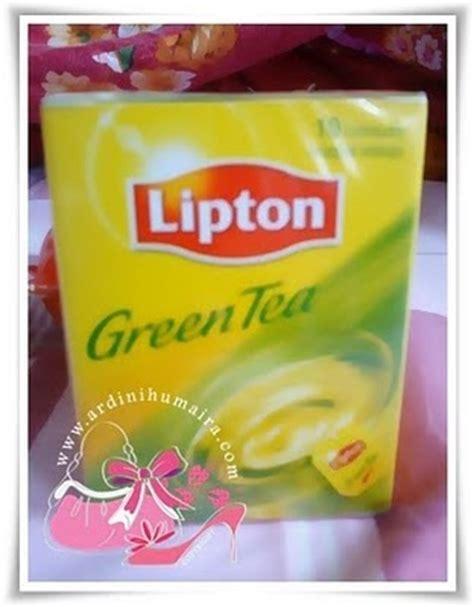 Teh Hijau Lipton story mory of da teh owh teh