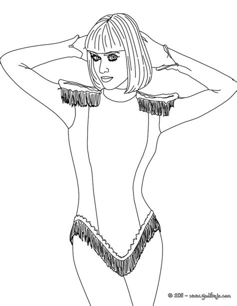 katie perry free colouring pages