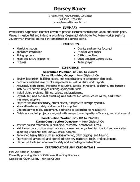 28 pipefitter resume sles journey level