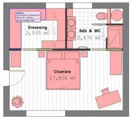 plan d une suite parentale de luxe plans maisons