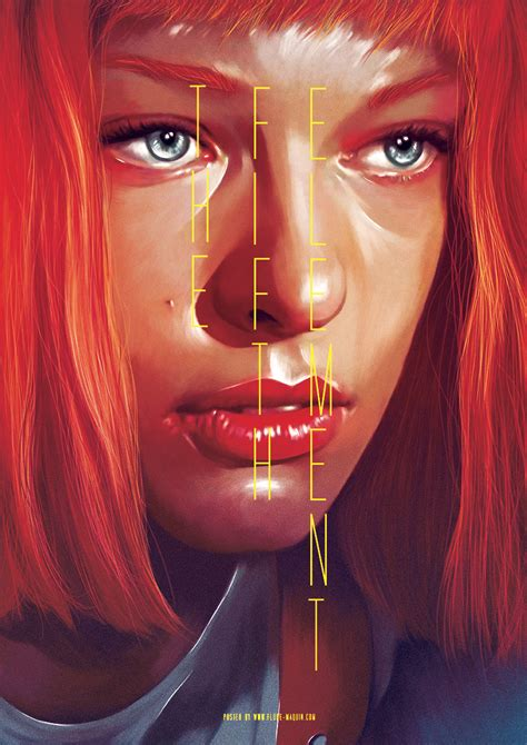 the fifth element flore maquin