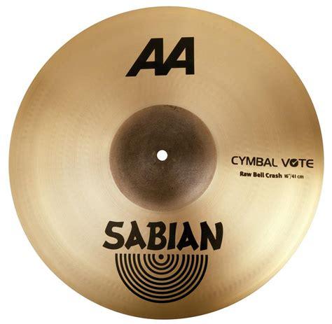 Sabian Aa Bell Crash 16 Inch by Sabian 2160772 16 Inch Aa Bell Crash