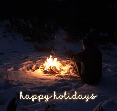 happy holidays animated wishes gif images  share