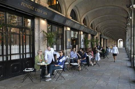 ristorante le porte 7 portes barcelona barceloneta restaurant reviews
