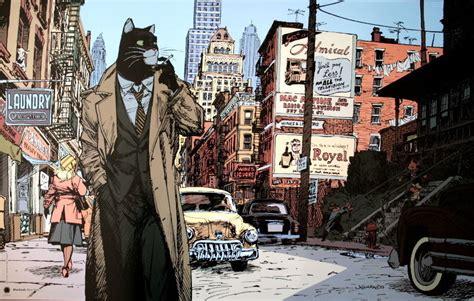 blacksad 1 un lugar comics derived character adaptations john blacksad