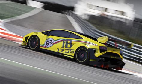 Lamborghini Rennen by Lamborghini Reveals 2013 Super Trofeo Race Car Hints At U