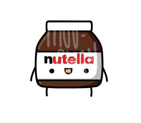 imagenes png nutella nutella by minjixmuu chan on deviantart