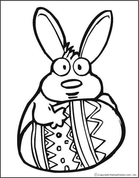 coloring pages of easter bunnies and eggs gaga ombro easter bunnies and eggs to colour in