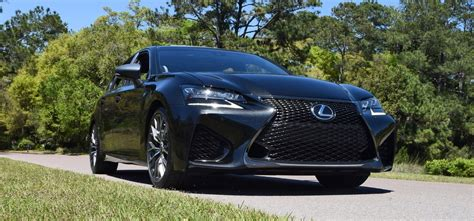 black lexus 2016 speed fleet intro 2016 lexus gs f 70 photos in