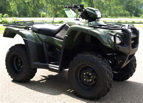 used honda atv used atv for sale best buys in every class